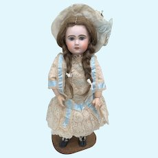 Jumeau 1907 French bebe antique doll size 9
