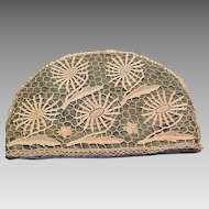 Amazing lace tea cosy