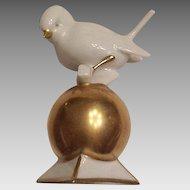 Gerold porcelain bird from Bavaria
