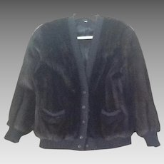 Black Mink Birger Christensen jacket