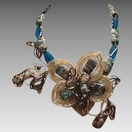 Beautiful Venitian glass necklace