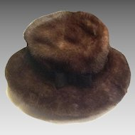 Stunning mink hat from Bergdorf Goodman