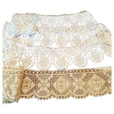 Lovely Vintage Lace pieces