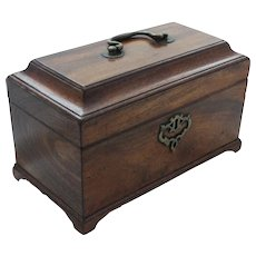 George III Tea Caddy