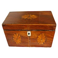Georgian Tea Caddy Box