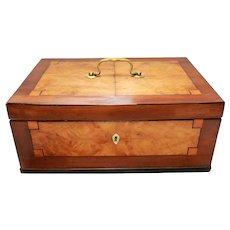 Late 18th Century English Document Box