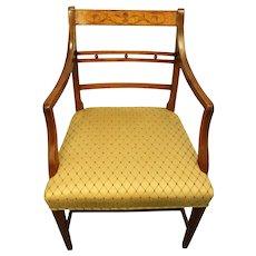 Georgian English Arm Chair
