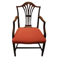 George III Arm Chair