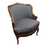 Late 19th Century Rococo Style French Bergere