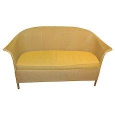 Mid-20th Century Sofa by Lloyd Loom