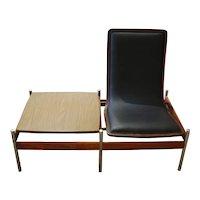 Mid Century Modern Chair Table