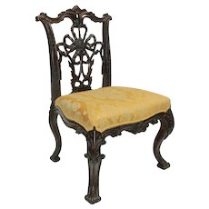 Early 20th Century George III Style Side Chair