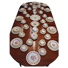 "Set of Rosenthal ""Vienna"" China"