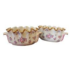 Pair of Samson Monteith Bowls