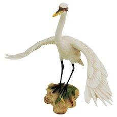 Boehm White Egret