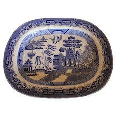 Buffalo Pottery Platter