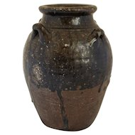 Song-Yuan Dynasty Stoneware Jar, c. 1300
