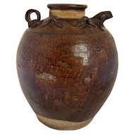 Song-Yuan Dynasty Water Pouring Jar (Kendi)