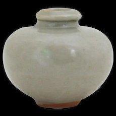 Song Dynasty Celedon Jarlet