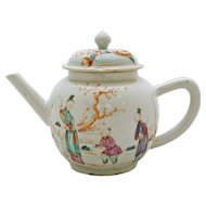 Chinese Export Teapot