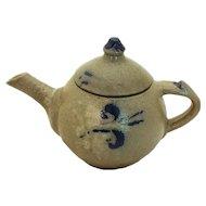 Jugtown Ware Teapot