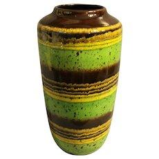 Mid Century Modern Vase, West Germany