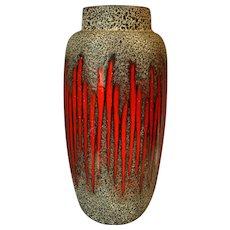 West German Mid-Century Modern Vase