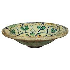 Late 18th Century Majolica Bowl