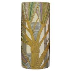 Alain Le Foll Oval Vase, c. 1970s