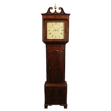 George III Tall Case Clock