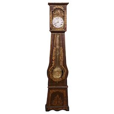 Comtoise, French Tall Case Clock