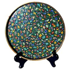 Cloisonne Tray