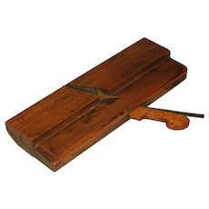 English Antique Molding Plane from Edinburgh