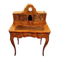 Late 19th Century French Lady's Writing Desk