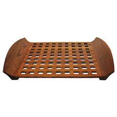 A Mid Century Modern tray