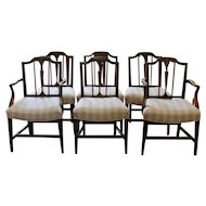 Set of 6 George III Dining Chairs