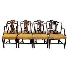 Set of 8 Georgian Dining Chairs