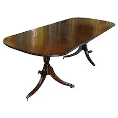 George III Dining Table
