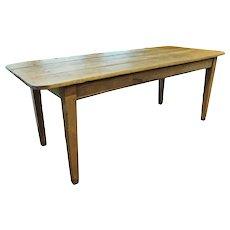 English Farm Table