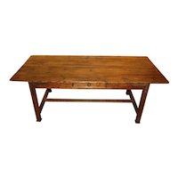 Mid-19th Century English Draper's Table