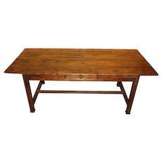 Mid-19th Century Draper's Table