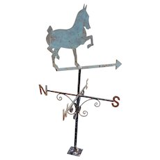 19th Century Horse Weathervane