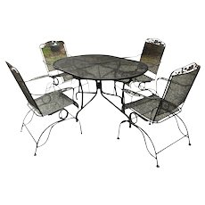 Woodard Patio Set