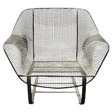 Russell Woodard Modern Sculptura Arm Chair