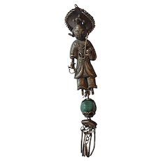 Chinese Qing Dynasty Chatelaine