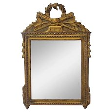 Continental Neo-Classical Mirror from Late 18th Century