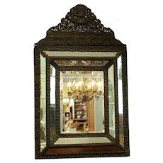 """French """"Miroir a Parecloses"""", a Bride's Mirror"""