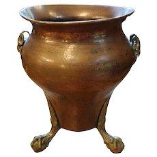 Copper & Bronze Jardinere