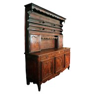Country French Vaisselier Enfilade from Bresse