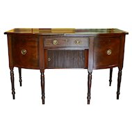 c. 1815 Bowfront Sideboard